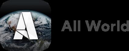 All World AR app for iOS